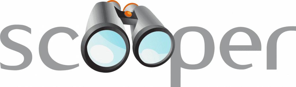 לוגו Scooper