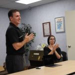 2017-06 Meeting with Dr. Dan Gincel-Baltimore-2